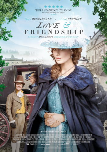 "Filmaffisch för ""Love & Friendship"" (2016)"
