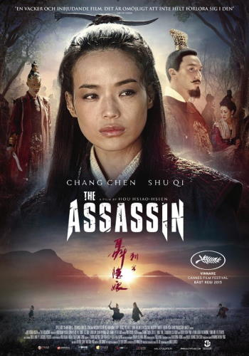 "Filmaffisch för ""The Assassin"" (2015)"