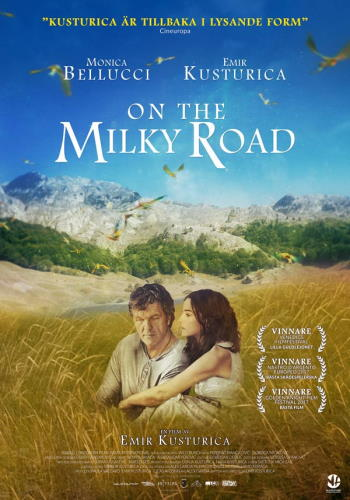 "Filmaffisch för ""On the Milky Road"" (2016)"