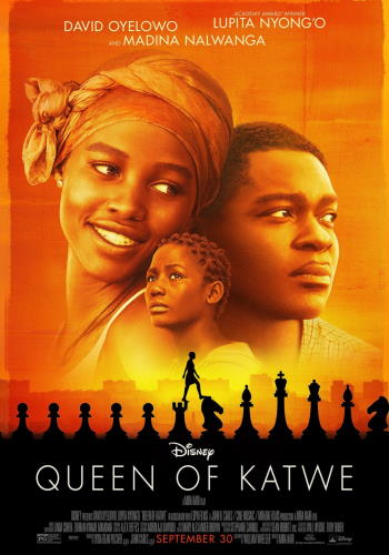 "Filmaffisch för ""Queen of Katwe"" (2016)"
