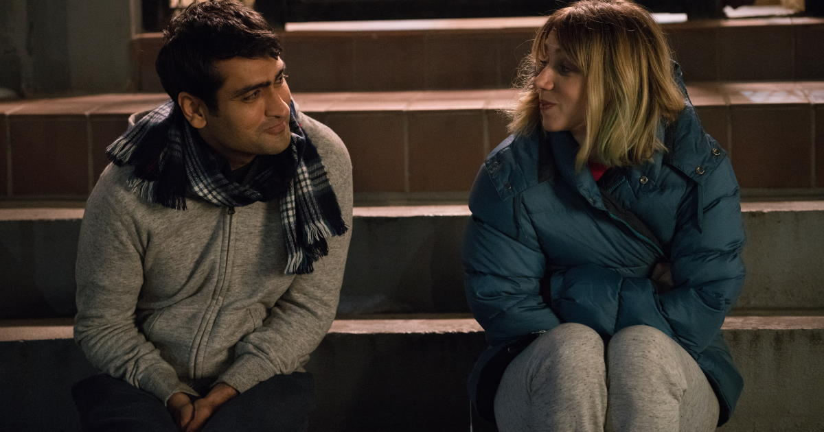 "Stillbild från ""The Big Sick"" (2017)"